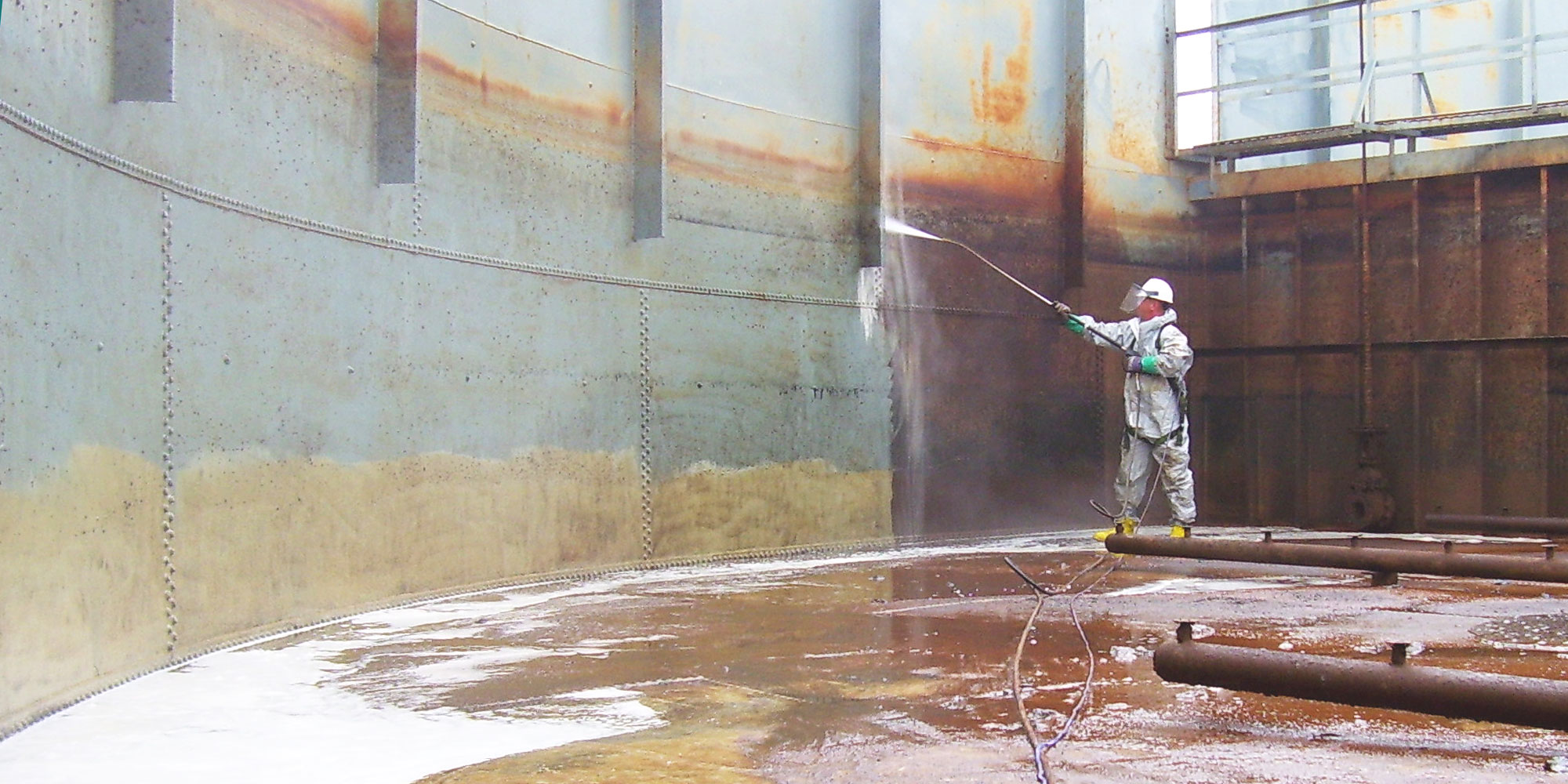Hydroblasting Waterblasting Industrial Services Amp Applications